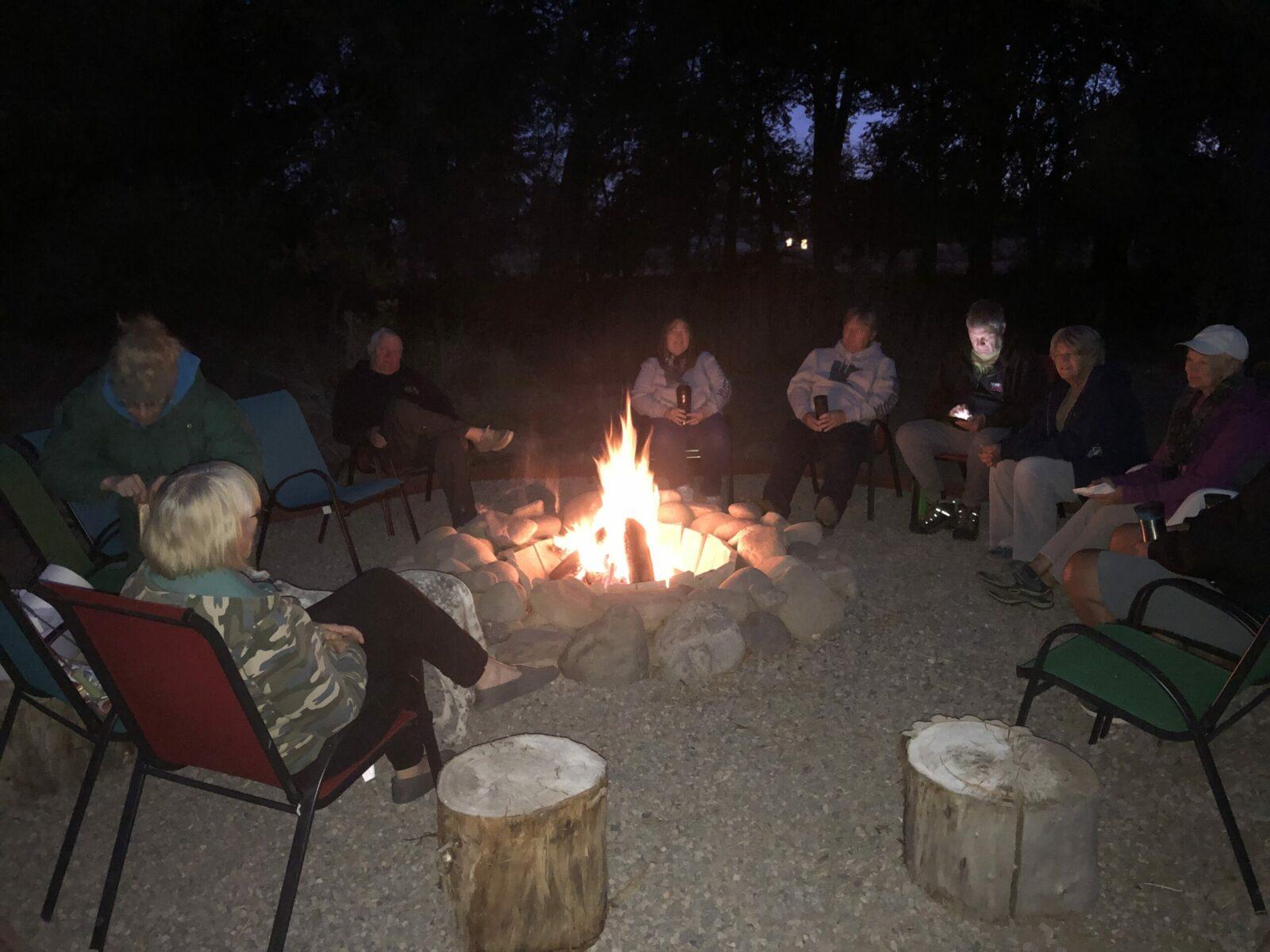Community Firepit